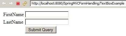 SpringMVC_TextBoxExample